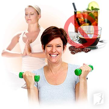 Cómo controlar el acné en la menopausia