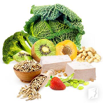 foods that increase estrogen