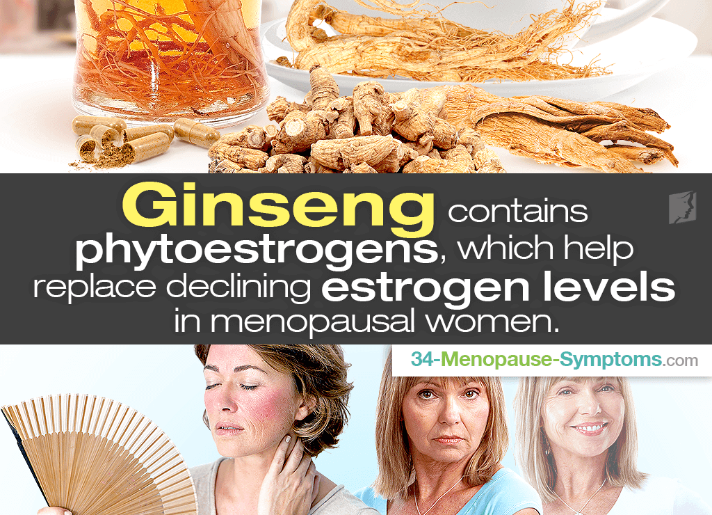 Can Ginseng Help with My Menopause Symptoms?