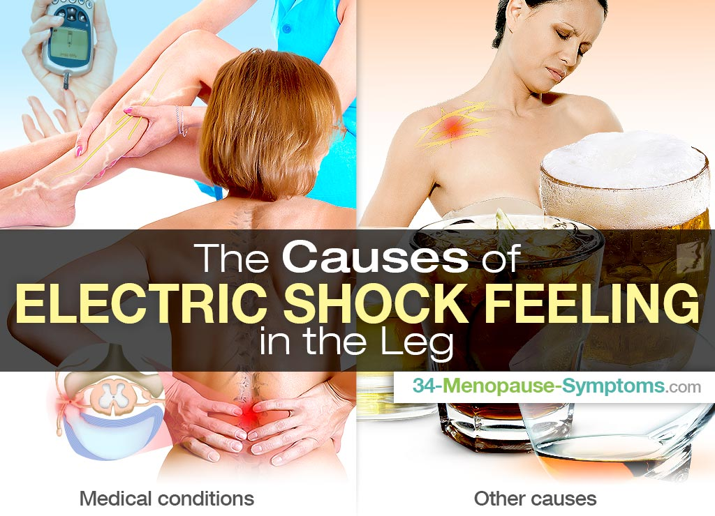 The Causes of Electric Shock Feeling in Leg