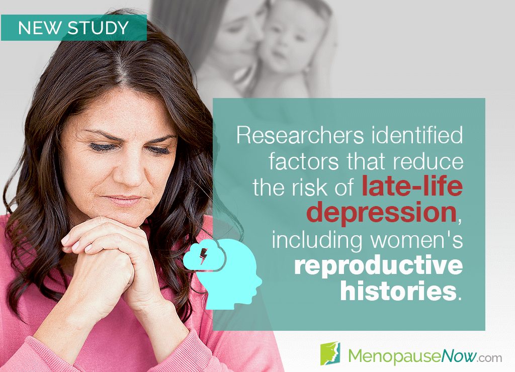 Study: Reproductive factors linked to depression risk in postmenopause