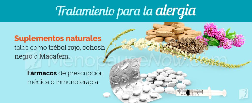 Tratamientos para las alergias