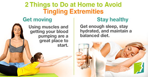 2 Things to Do at Home to Avoid Tingling Extremities