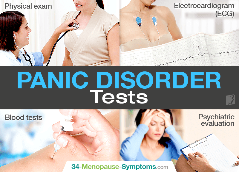 Panic Disorder Tests
