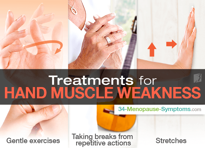 Treatments for Hand Muscle Weakness