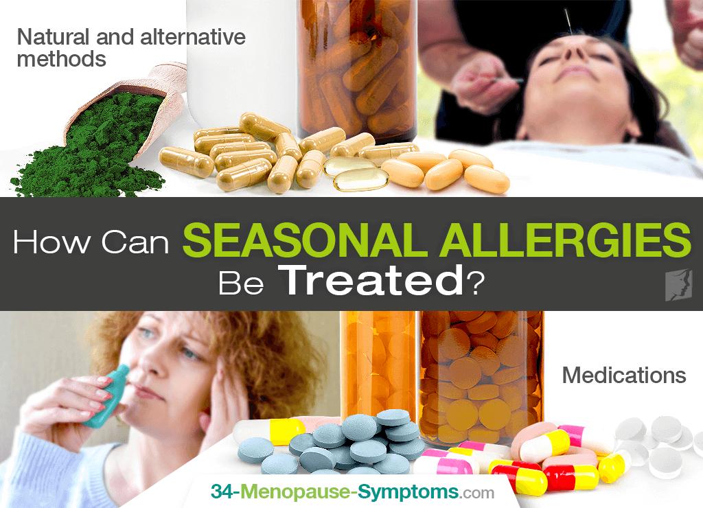 How Can Seasonal Allergies Be Treated?