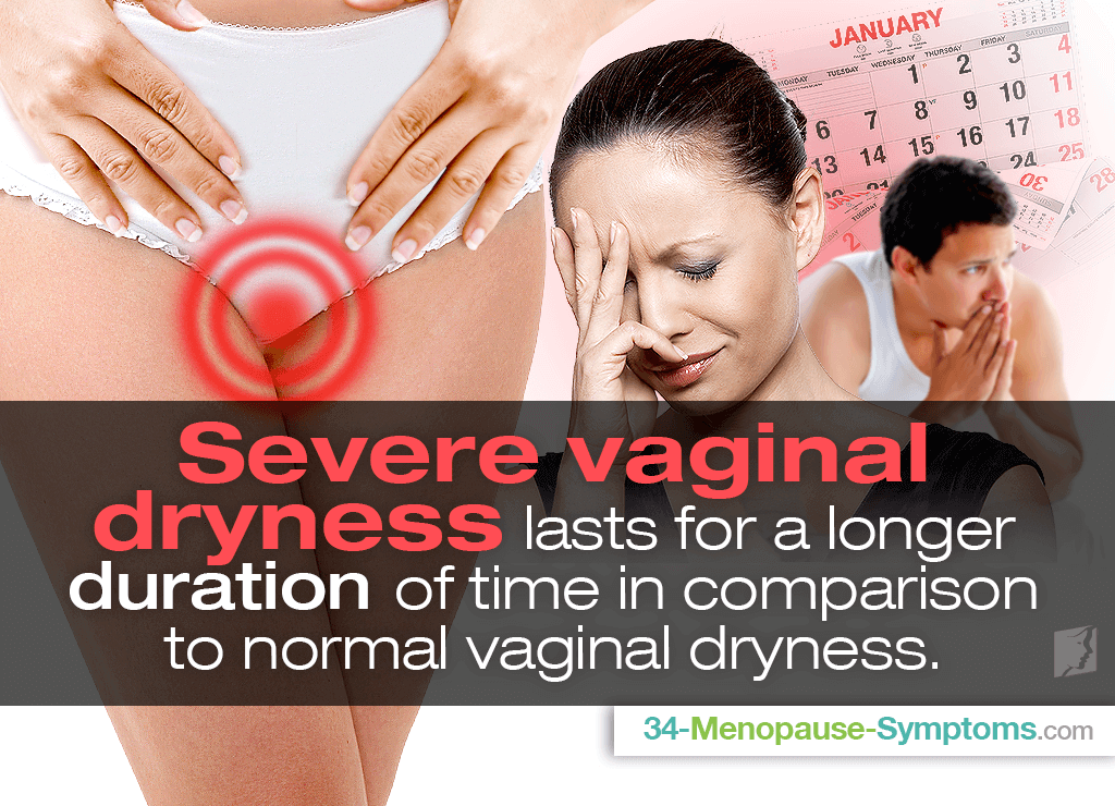 How to Recognize Severe Vaginal Dryness