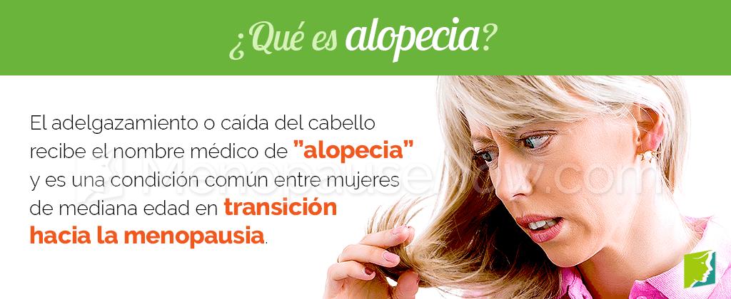 Que es alopecia