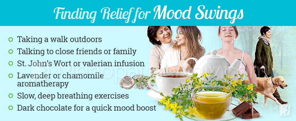 Finding Relief for Mood Swings