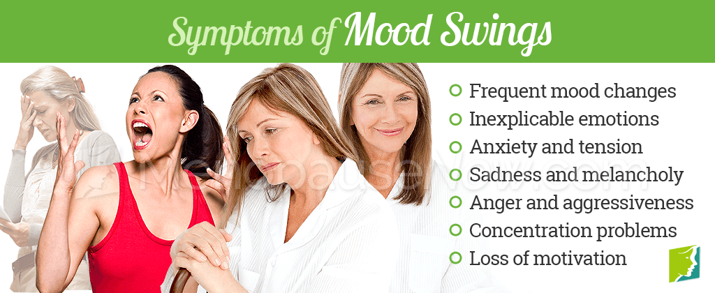 Symptoms of Mood Swings