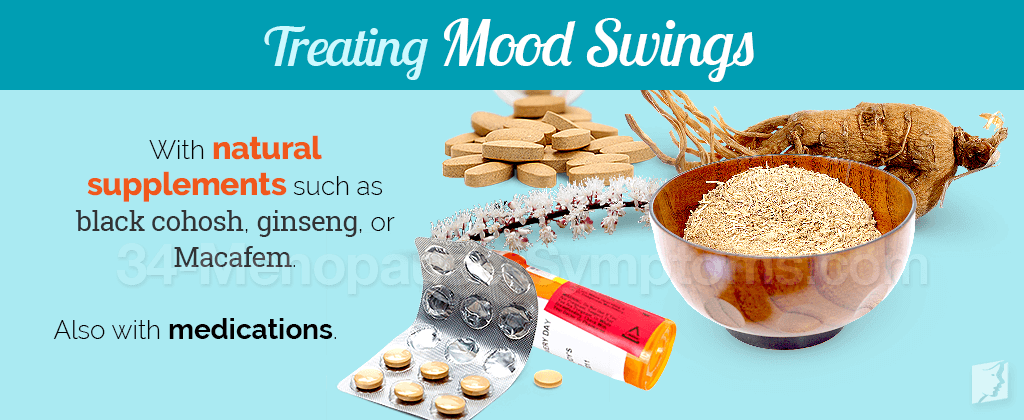 Mood Swings Treatments