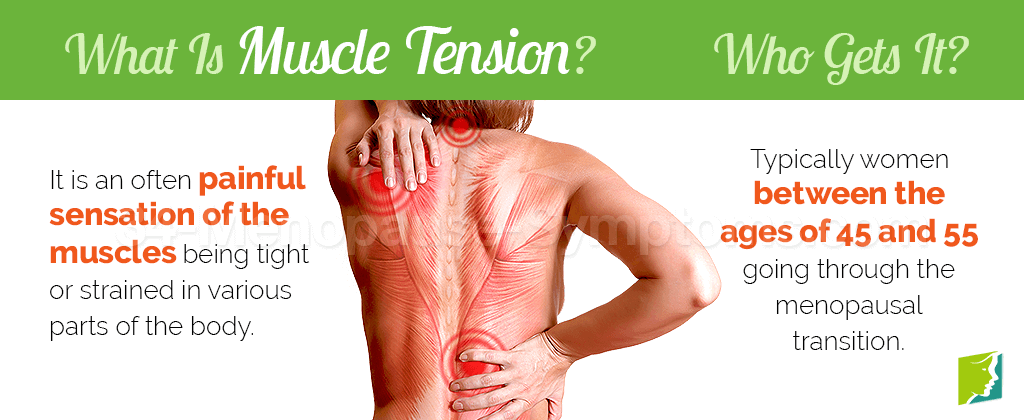 What is muscle tension