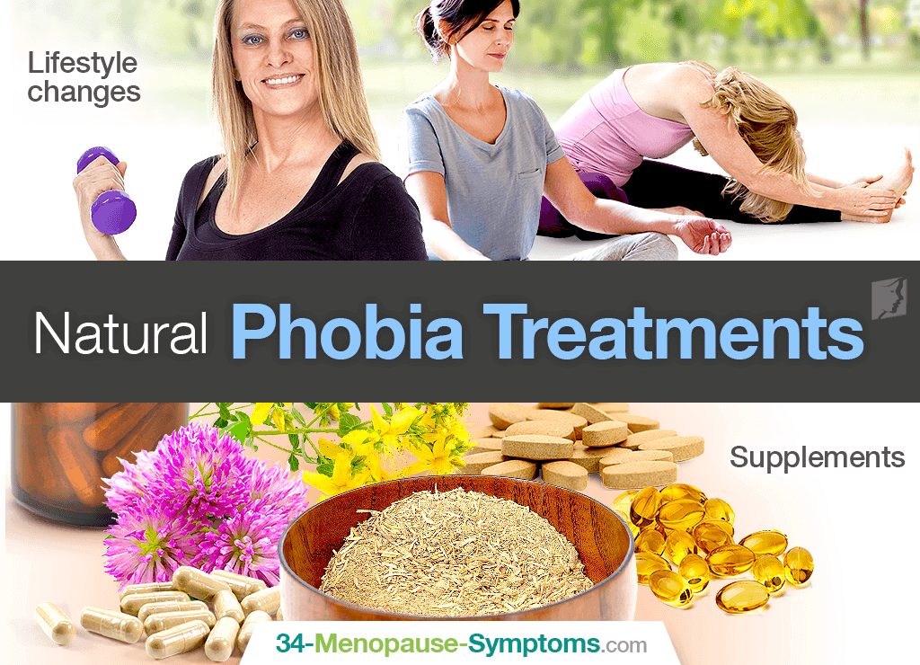 Phobia treatments