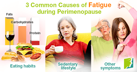 3 Common Causes of Fatigue during Perimenopause