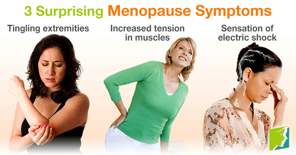 3 Surprising Menopause Symptoms