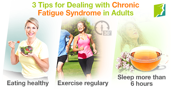 3 Tips for Dealing with Chronic Fatigue Syndrome in Adults