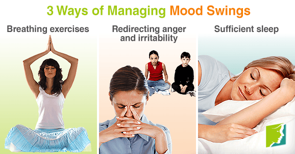 3 Ways of Managing Mood Swings