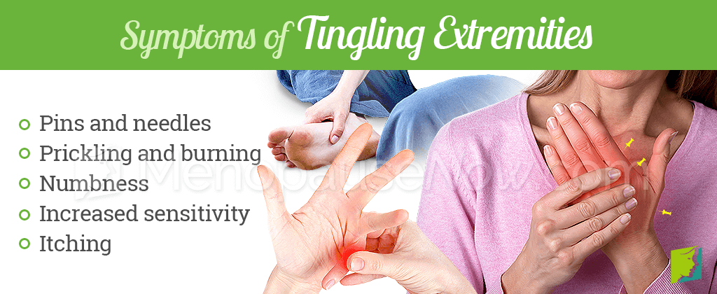 Symptoms of Tingling Extremities