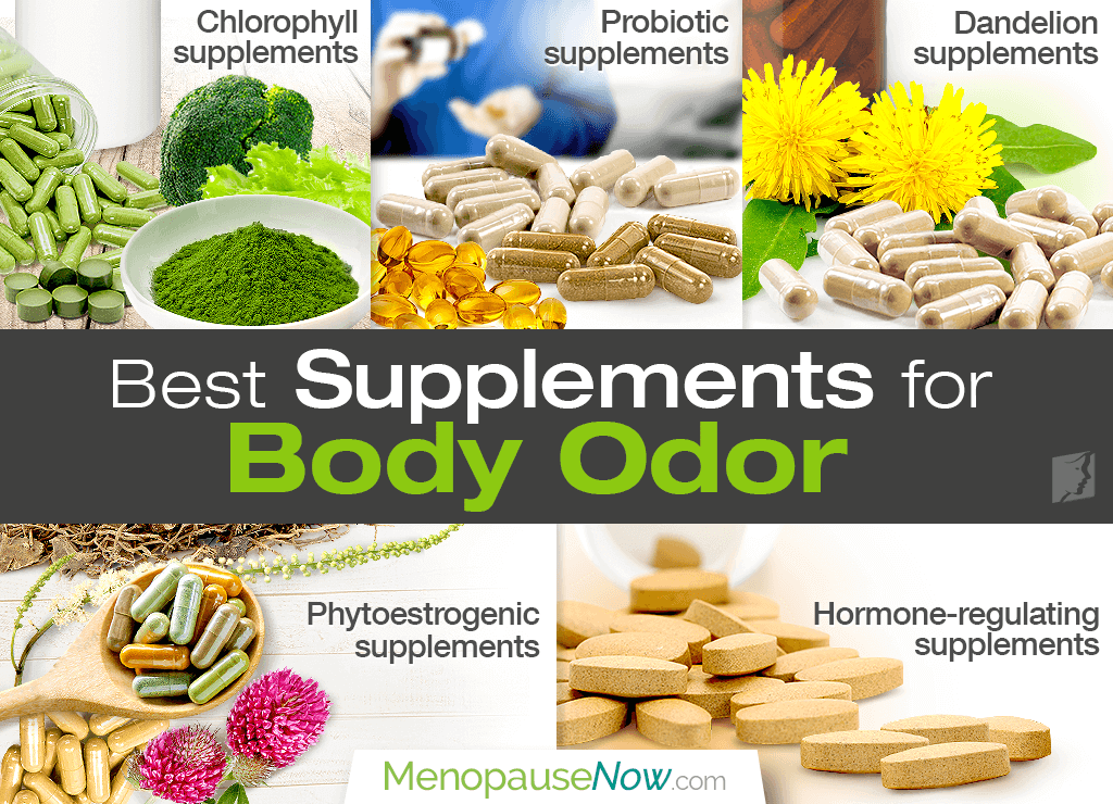 supplements for body odor