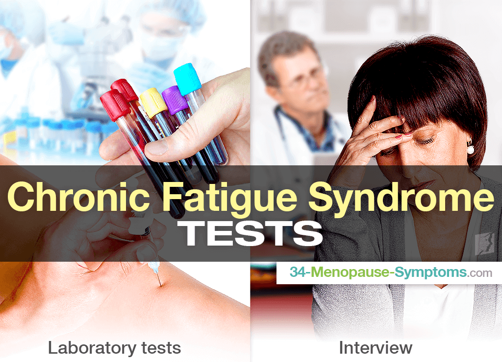 Chronic Fatigue Syndrome Tests