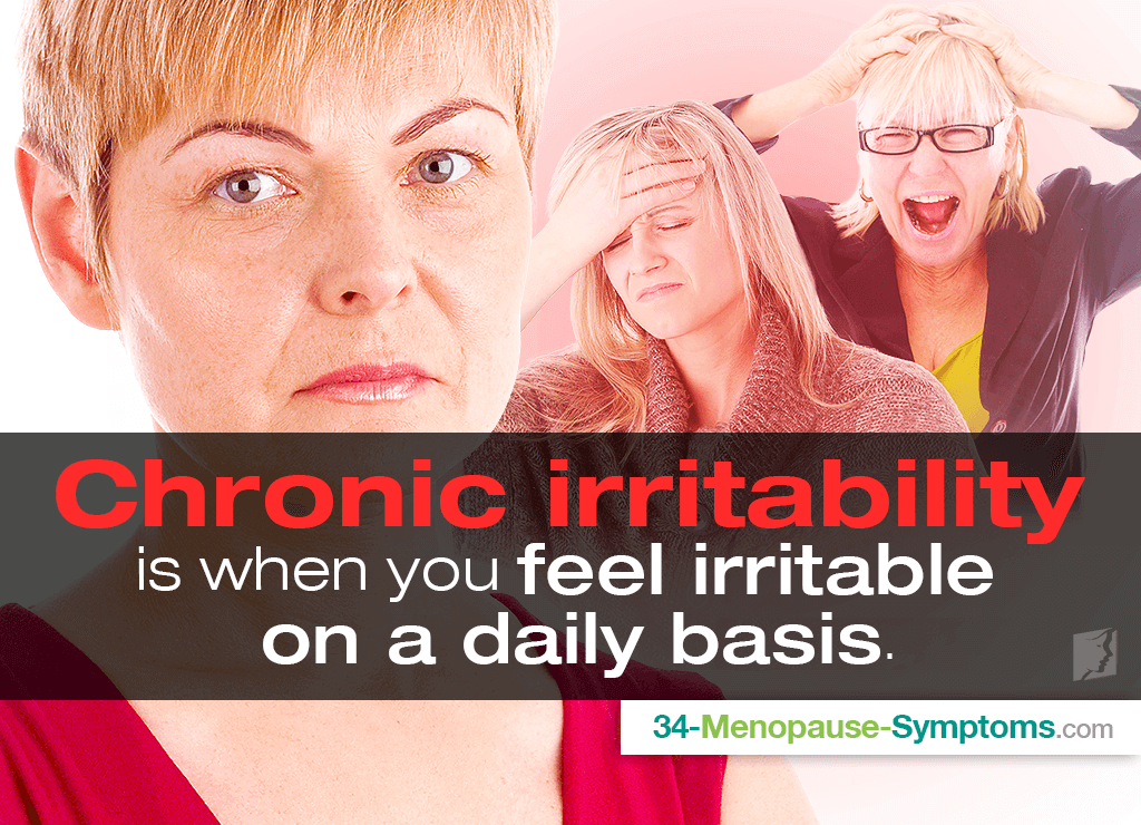 chronic irritability