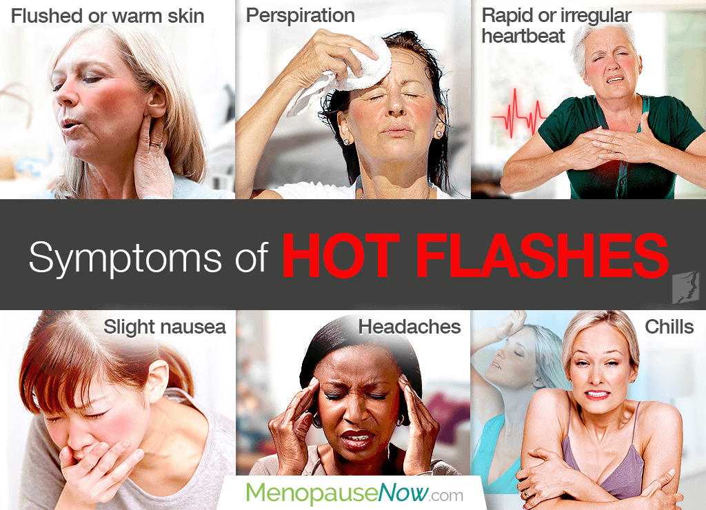 Identifying Signs of Hot Flashes