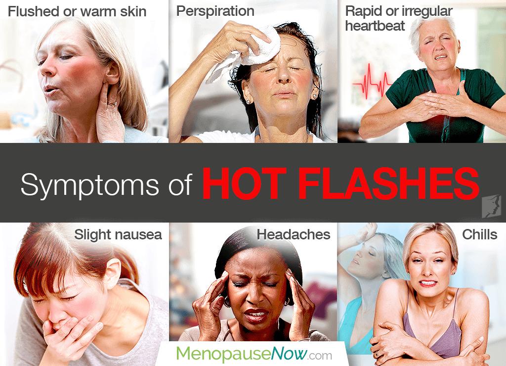 Identifying Symptoms of Hot Flashes