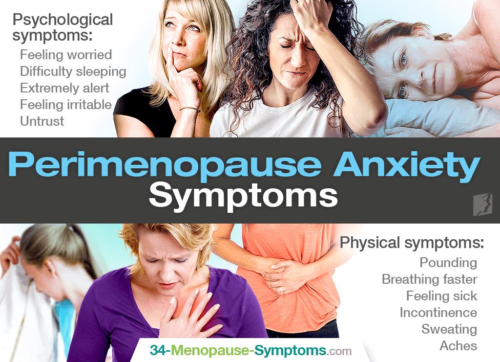 perimenopause anxiety