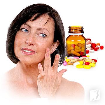 Por qué salen hematomas durante la menopausia