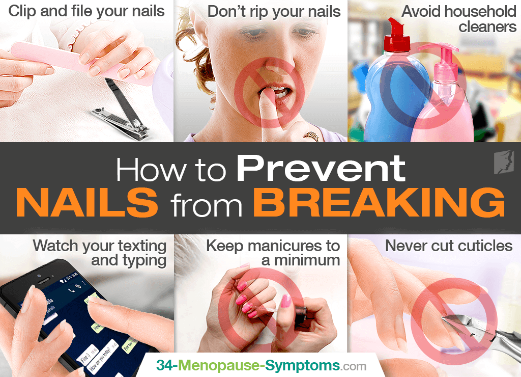 How to Prevent Nails from Breaking | Menopause Now