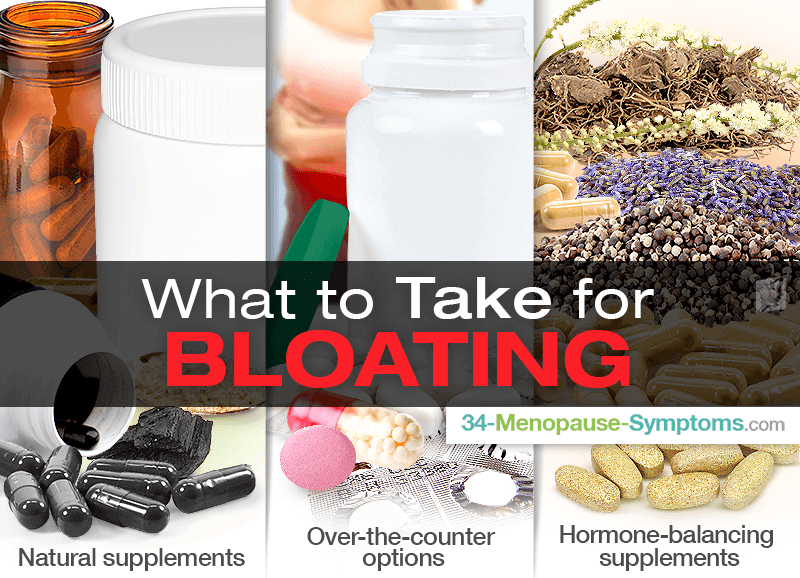What to take for bloating