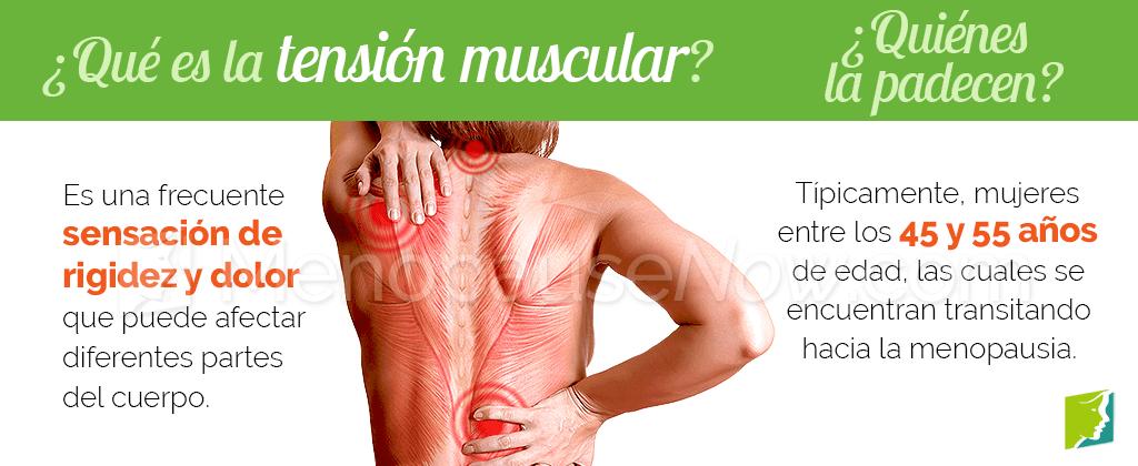 Ques es la tensión muscular