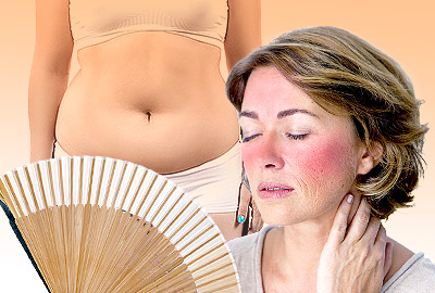 4 Physical Menopause Symptoms