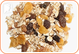Fiber helps with constipation, cholesterol, blood glucose, and many other health problems typical of menopause