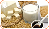 Soy is one of the best foods to helps you through menopause.