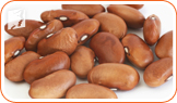 Beans are an efficient way to eat folic acid, vitamin B6 and calcium.
