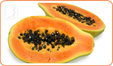 Papaya is another home remedy for irregular periods.