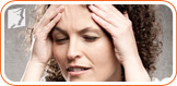 Hormonal imbalance during menopause can affect your memory.