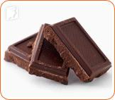 Small amounts of dark chocolate can naturally help to improve your mood.