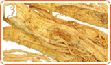 Ginseng is a common remedy for night sweats.