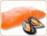 Salmon and oysters may help relieve menopausal symptoms