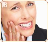 Grinding teeth can fracture them and lead to gum problems