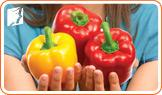 Peppers are used to dilate blood vessels; hot flashes can be the result.