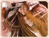 Hair colorants should be avoided.