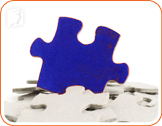 Puzzle pieces: maintaining your brain will help you with memory lapses