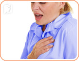Chest pain is a common symptom of anxiety.