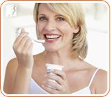 Yogurt for Healthy Nails during Menopause