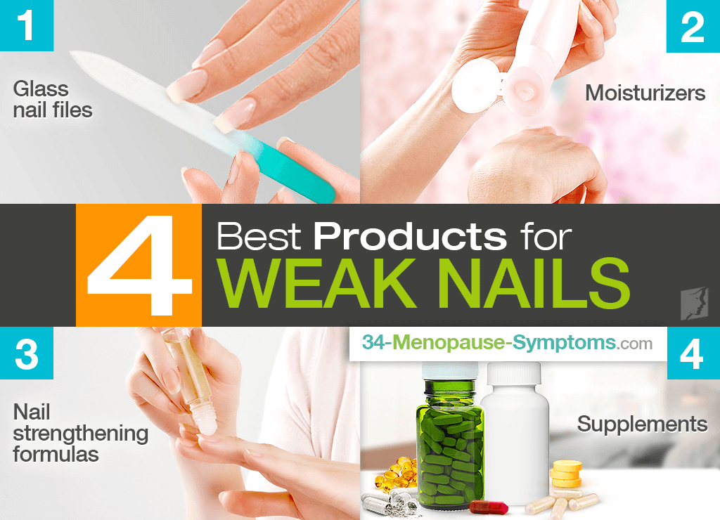 4 Best Products for Weak Nails