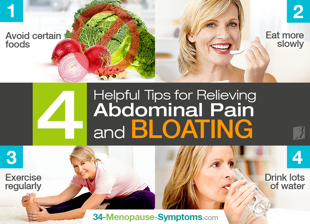 4 Helpful Tips for Relieving Abdominal Pain and Bloating