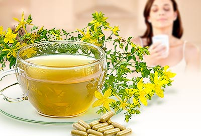 4 Herbal Cures for Menopausal Panic Disorder